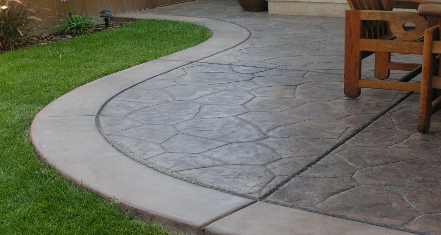 Colored Concrete Chula Vista, Decorative Concrete Chula Vista ...