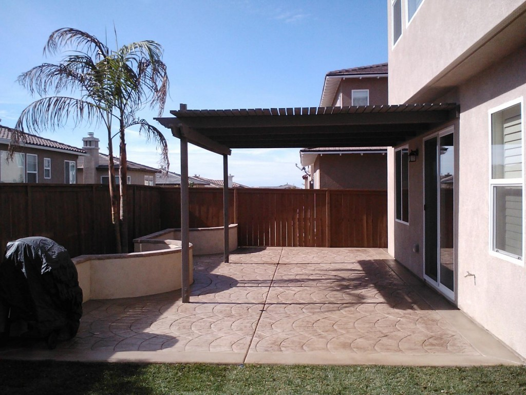 Patio Concrete Contractors Chula Vista, Residential Concrete Contractors San Diego, eConcreteContractor.com